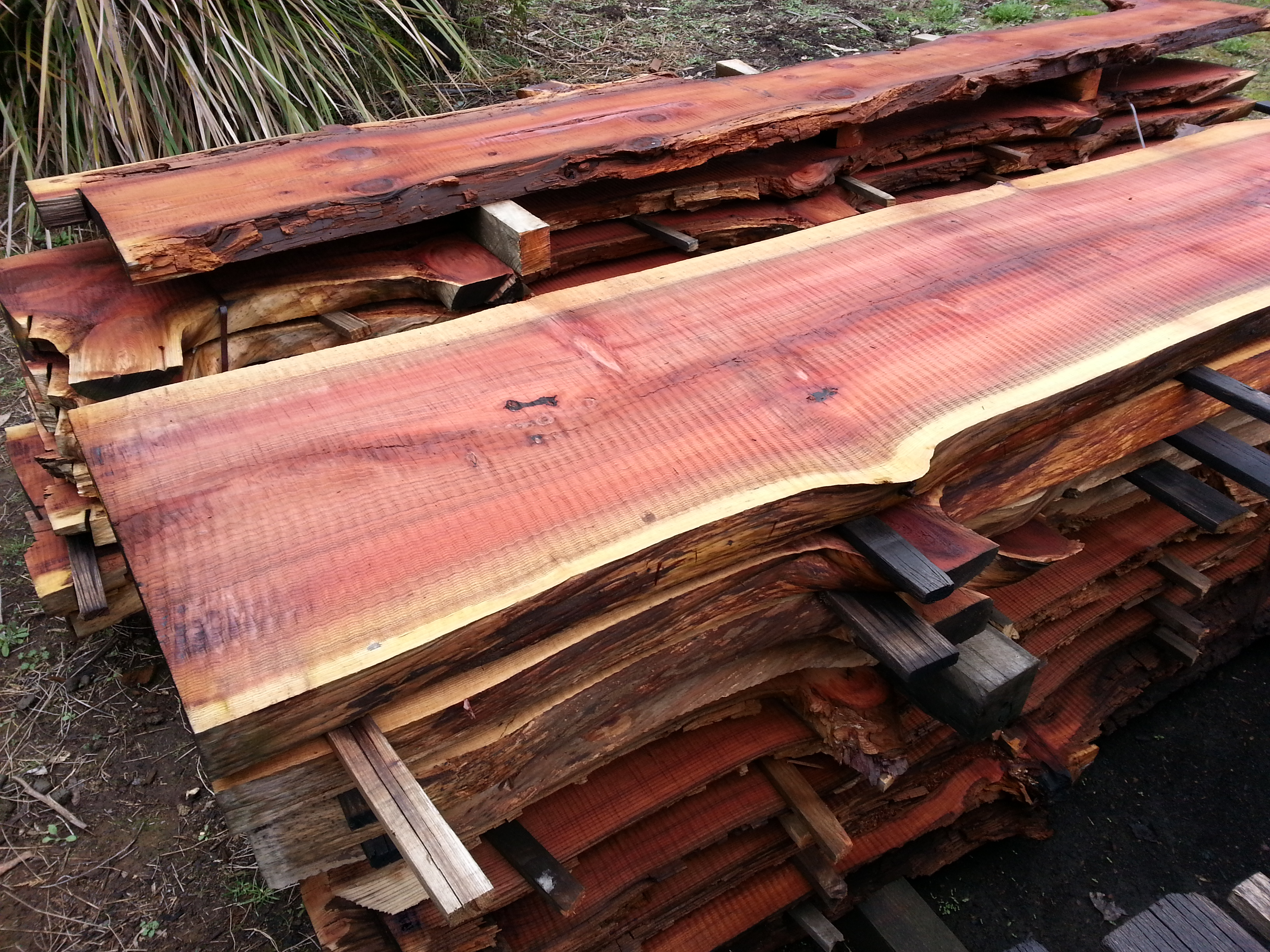 Adding Character With Recycled Timber Features Our Green