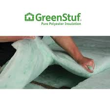 Polyester insulation is safe to handle