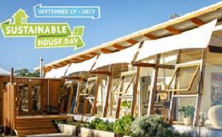 ATA sustainable house day advertising