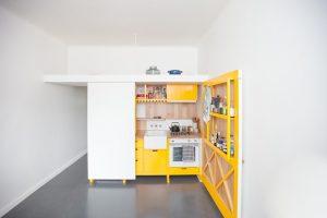 Nicholas Agius Cairo project kitchen