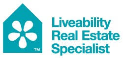 Real estate agent trained to be a liveability specialist